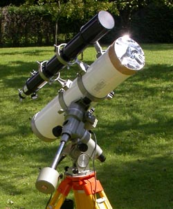 Telescopes and Telescope Information