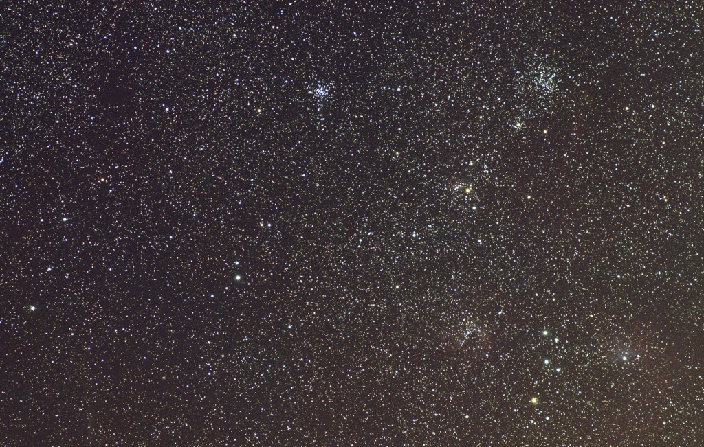 Open Clusters in Auriga