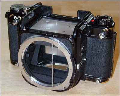 Pentax 67 - Just bought one off eBay, what to check for to make sure