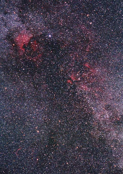 Astrophotography by Philipp Salzgeber