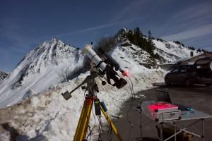 Astrophotographie Ausrüstung