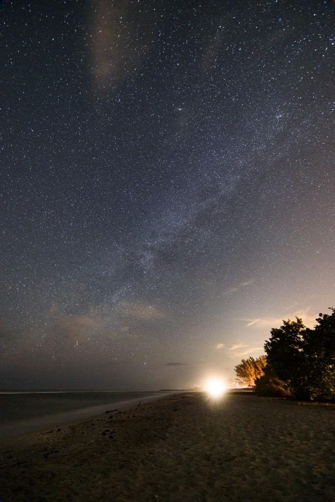 Milky Way, 30s, f/3.5, ISO 3200, Samyang 14mm, Nkon D750