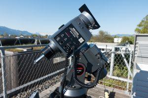 Meade LXD-650 mount